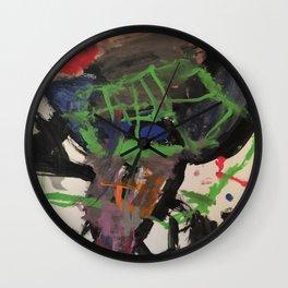 Juliana Attia Wall Clock