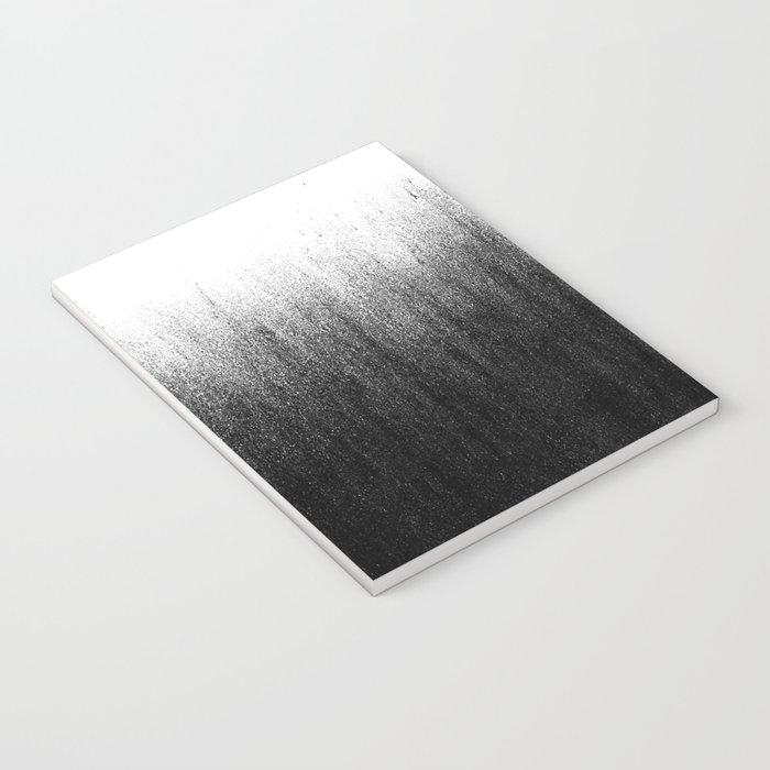 Charcoal Ombré Notebook