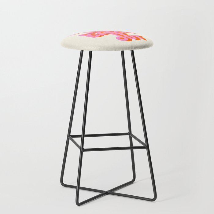 Dance it out Bar Stool