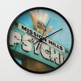 Gypsies, Tramps and Thieves Wall Clock