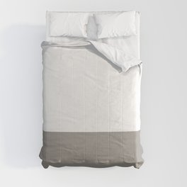 Color Block (cultured/Spanish grey) Comforters