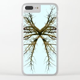 The Roots of Chaos Clear iPhone Case