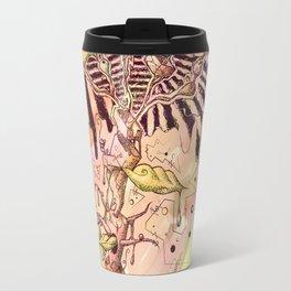 Magic Beans (Alternate colors version) Travel Mug