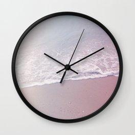 Unicorn Beach Wall Clock
