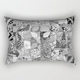 Mandala 1 Rectangular Pillow