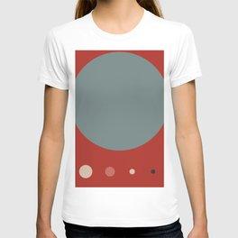 Mid Century Modern Vintage 14 T-shirt