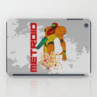 castlevania iPad Cases featuring Turning to Zero by Greytel