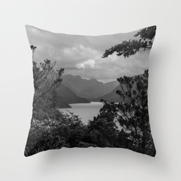 Huapi Throw Pillow