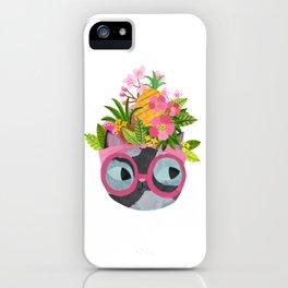 Carmen Meow-randa iPhone Case