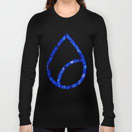 Lapis Lazuli Candy Gem Long Sleeve T-shirt