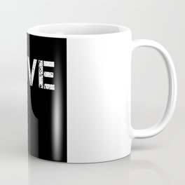 Black Lives Matter BLM Love Fist Shirt Coffee Mug