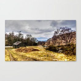 Ashness Bridge Views Canvas Print