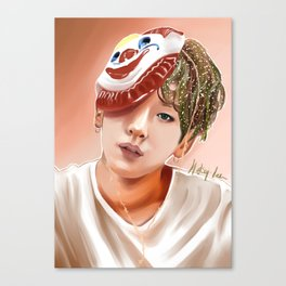 Key - SHINee Canvas Print