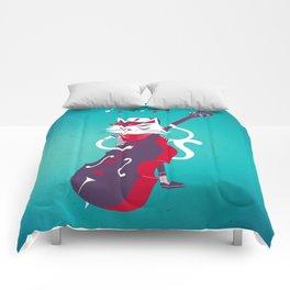 Double Bass Comforters