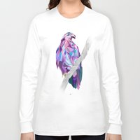 eagle Long Sleeve T-shirts featuring Eagle by Jonathan Vizcuna