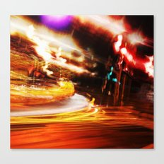 Night Cruise Canvas Print