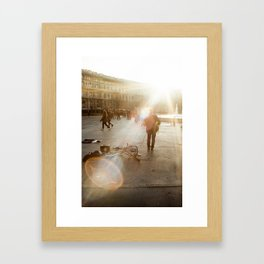 This Charming Man Framed Art Print
