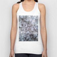 crystal Tank Tops featuring Crystal by Danielle Fedorshik