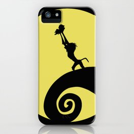 The Nightmare before the Lion King iPhone Case
