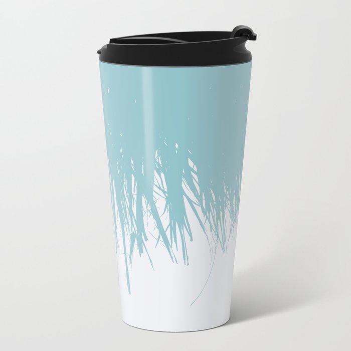 Fringe Salt Water Metal Travel Mug