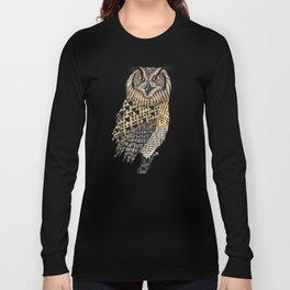 Owl Totem Long Sleeve T-shirt