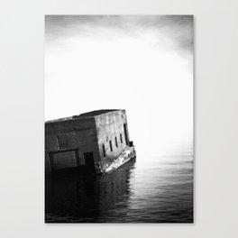 Bootlegger Canvas Print