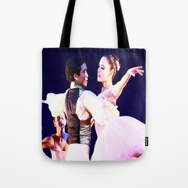 Passionate Ballet Love Tote Bag
