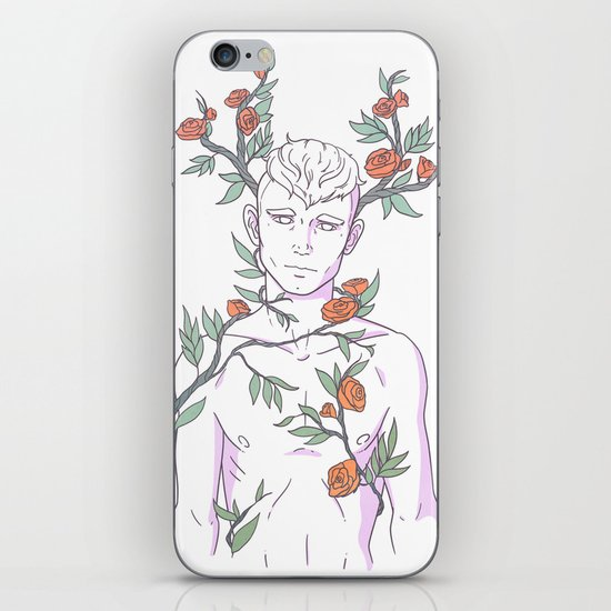 Pretty Boy 5 iPhone & iPod Skin