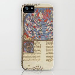 HIERARCHY of ANGELS iPhone Case