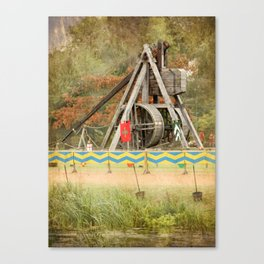 The Fearsome Trebuget Canvas Print