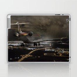 Wind 360 20 kts clear to land Laptop & iPad Skin