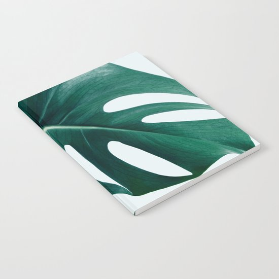 Monstera #society6 #artprints #buyart Notebook