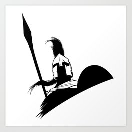 Respect and Honor Art Print