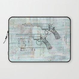 Beaumont Revolver  Laptop Sleeve