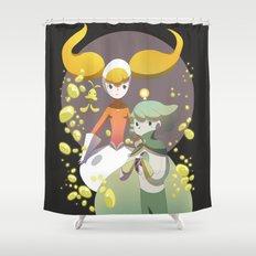 Kaiba Shower Curtain