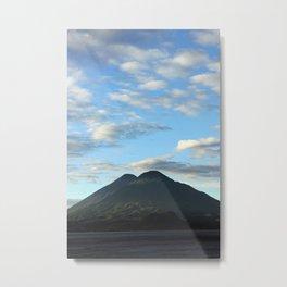 Volcán Tolimán Metal Print