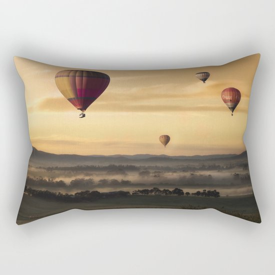 Hot air Rectangular Pillow
