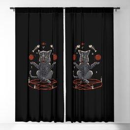feline Blackout Curtain