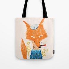 Fox II Tote Bag