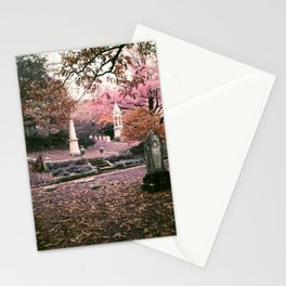 Mount Auburn Cemetery Stationery Cards