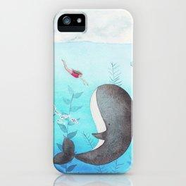 I found you! iPhone Case