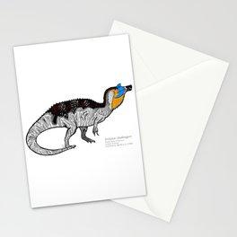 Irritator challengeri Stationery Cards