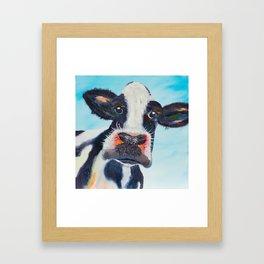 Bernice Framed Art Print