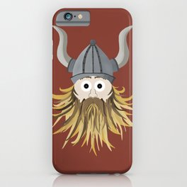 Harold the Viking iPhone Case