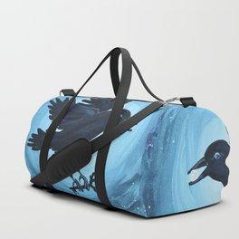 Crow Blessings Duffle Bag