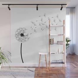 dandelion Wall Mural