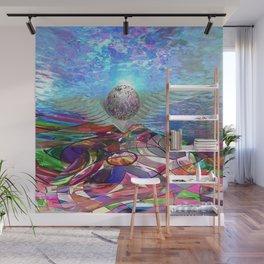 Icarus Rising Wall Mural