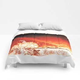 Red Mountain Comforters