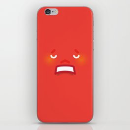 Frustrated iPhone Skin