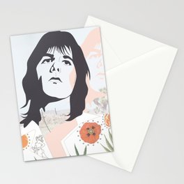 GRIEVOUS ANGEL: GRAM PARSONS Stationery Cards